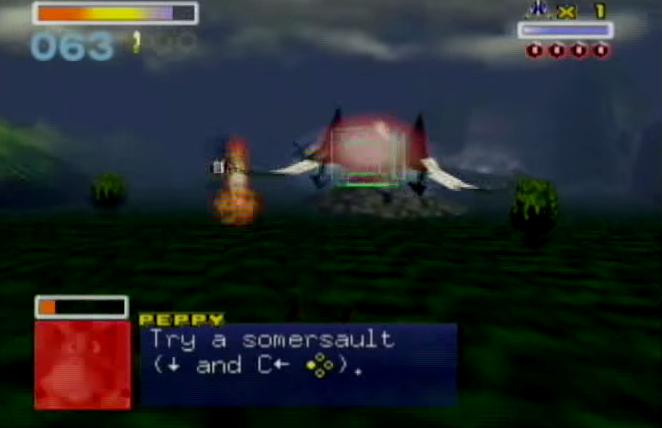 SF64_Somersault