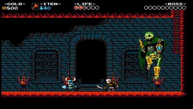You've come a long way NES-Dracula. Fighting me in a graveyard instead of near your shining throne.