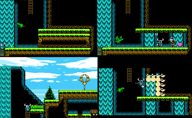 Shovel Knight - Destructible Walls 3