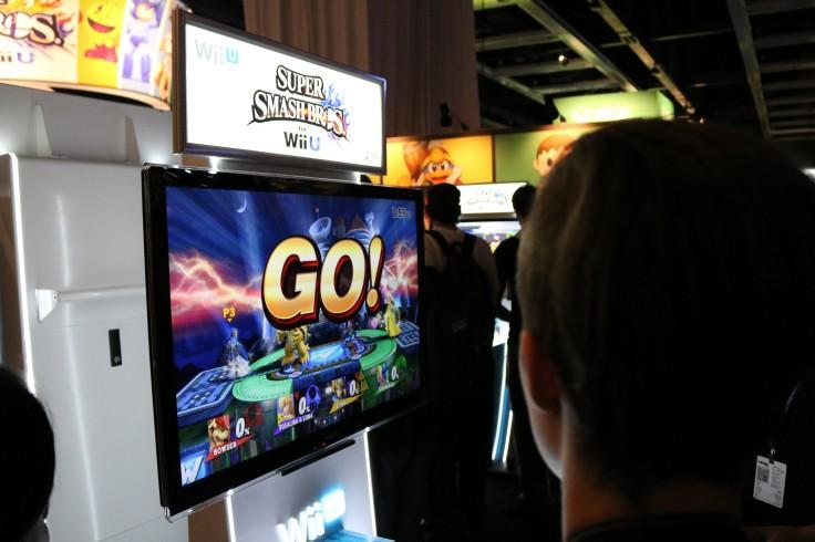 Super Smash Bros WiiU