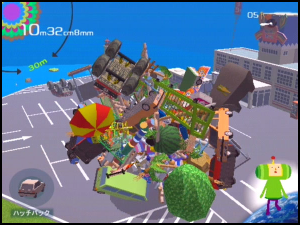 Look at all of these players that I keep picking up. My katamari is never satiated.