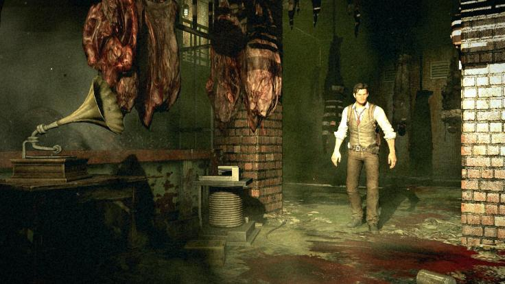 Evil Within:Scenary 1