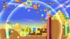 New Mario Bros Wii