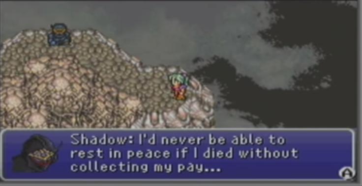 Shadow-Saved