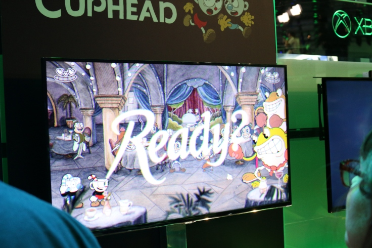 E3 - Cuphead