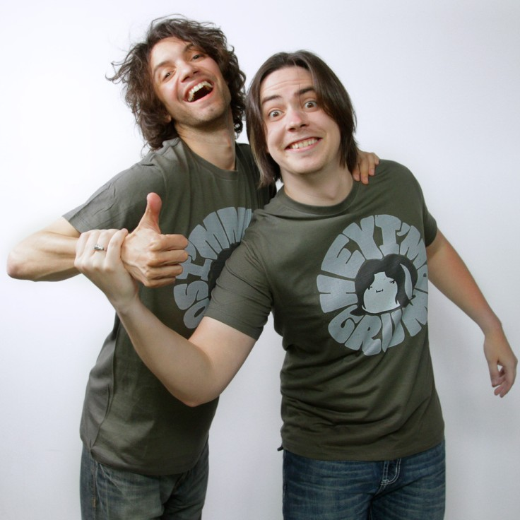Dan and Arin