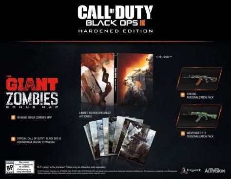 Black Ops 3 - Hardened Edition